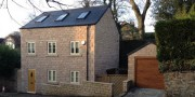 New Build 3 Storey Stone Cottage